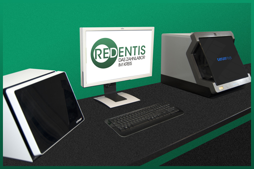 REDENTIS | Scanner
